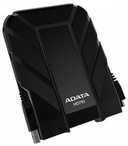 Adata DashDrive Durable HD710 4TB 2.5'' USB3.1 Black