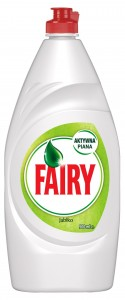 Płyn do mycia naczyń FAIRY Apple, 900ml
