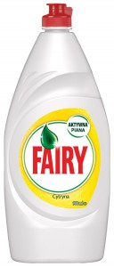 Płyn do mycia naczyń FAIRY Lemon, 900ml